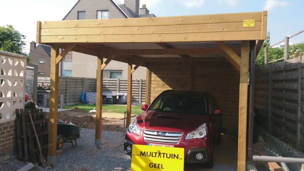 Carport - Oevel