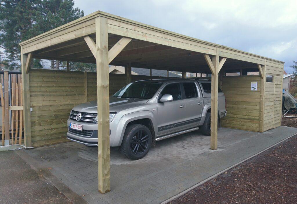 Carport - Toonpark