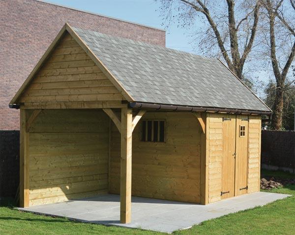 Tuinhuis Cottage - Dinowood