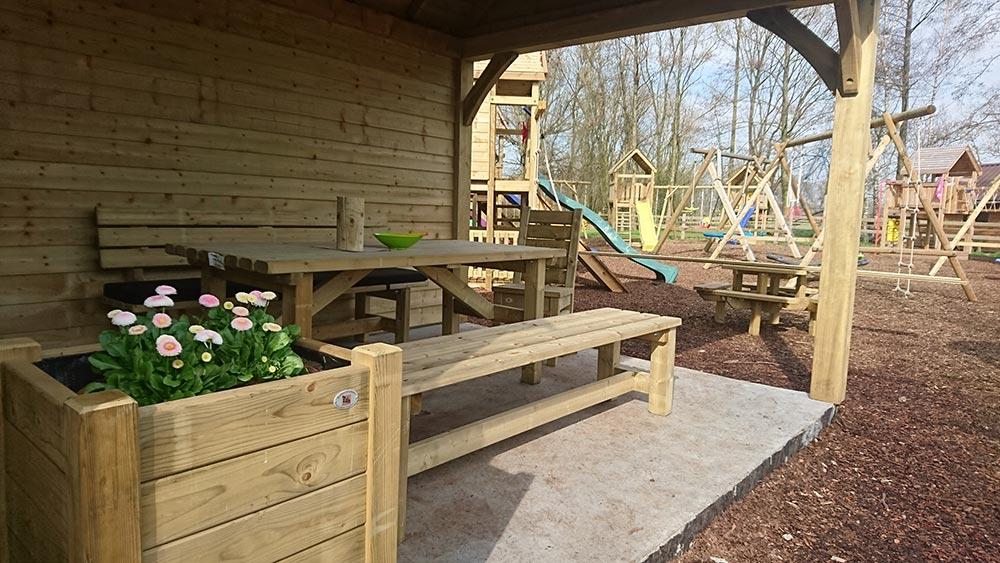 Tuinhuis Cottage - Toonpark
