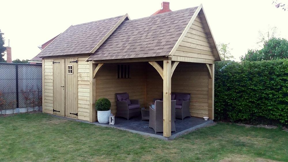 Tuinhuis Cottage - Westerlo