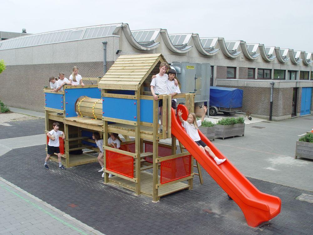 Openbare speeltuinen