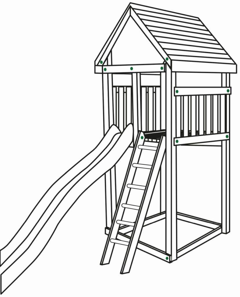 Junior toren