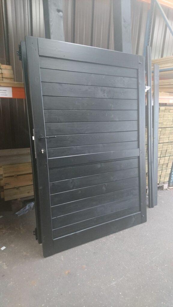 Zwarte TG poort